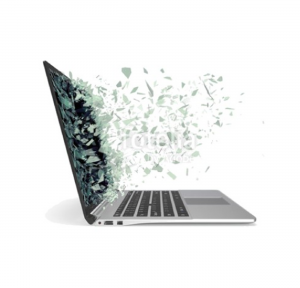 ADM Informatique - Réparation écran cassé